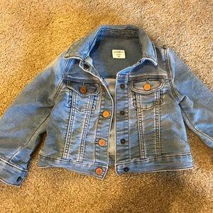 Baby Gap girls jean jacket